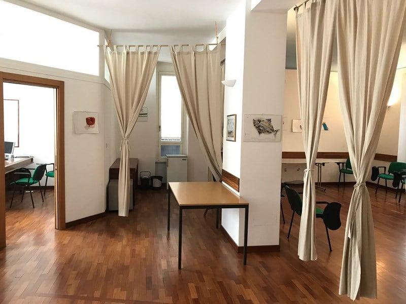 Open Space Ufficio Milano : Ufficio milano zona p le susa