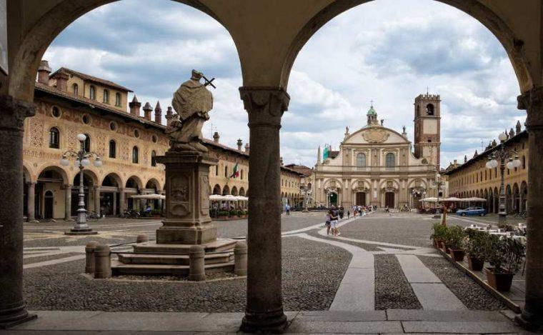 Area edificabile- Pavia- Località Vigevano