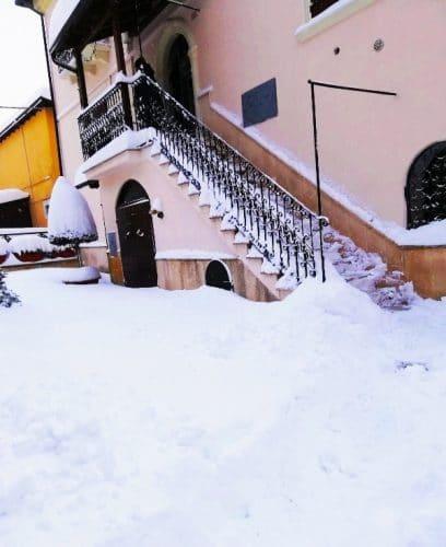 Appartamento-Roccaraso- Località Rocca Pia