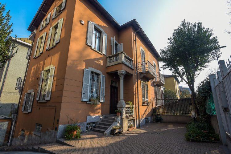 Villa unifamiliare- Milano Zona Maggiolina