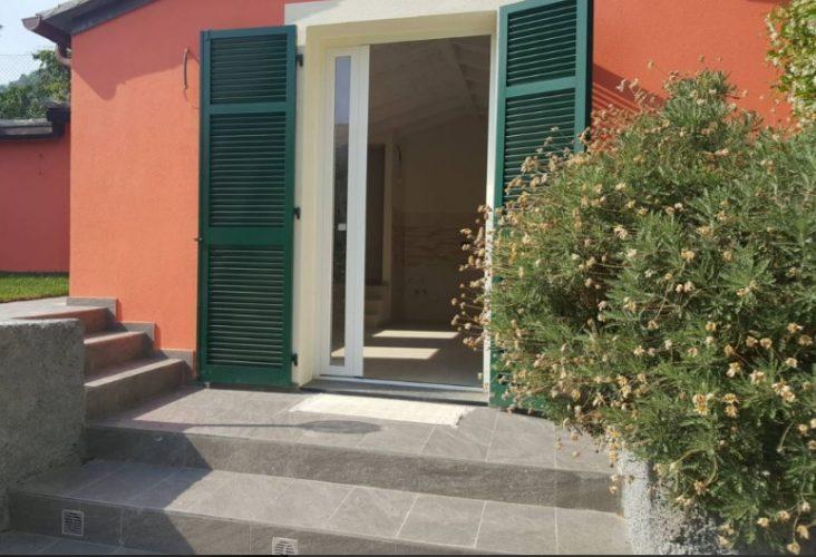 Villa monofamiliare- Genova-Località Camogli