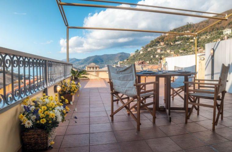Appartamento- Genova Località Camogli