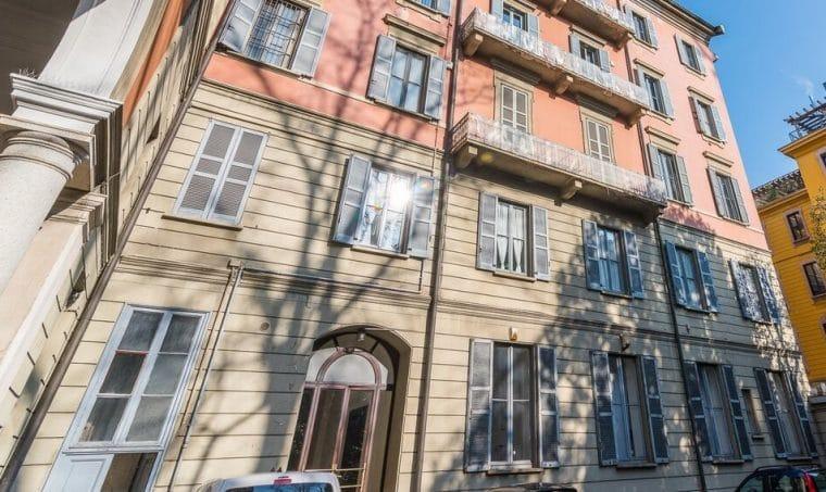Appartamento- Milano Zona Parco Sempione